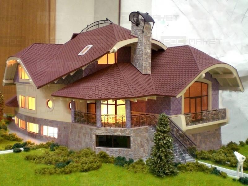 Как сделать дом в домашних условиях фото