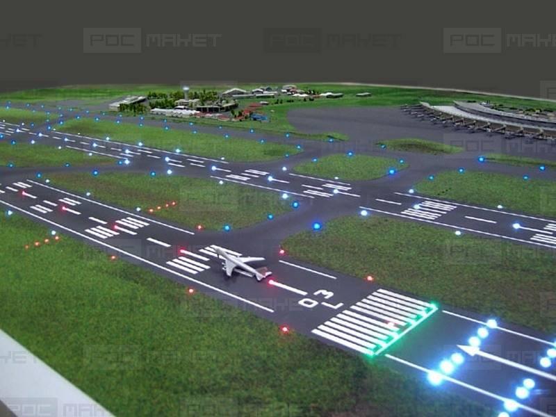 Аэропорт макет своими руками 78